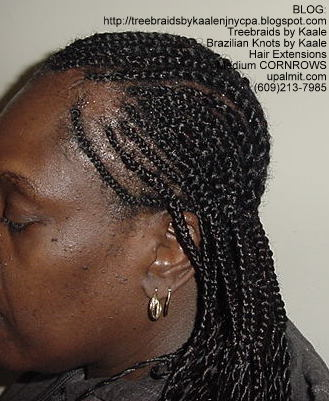 Treebraids by Kaale- Cornrows, L10.