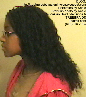 Microbraids by Kaale, Left78.