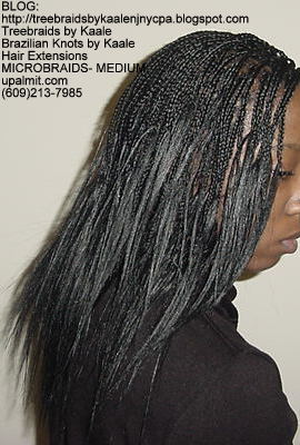 Microbraids, also spelled Micro Braids- Right72.