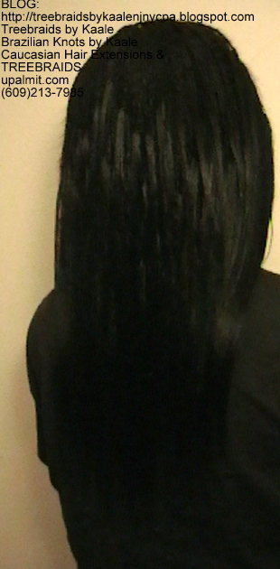 Microbraids by Kaale, Back81.