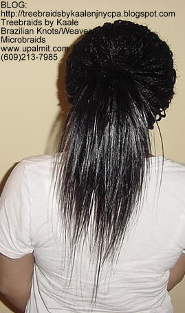Microbraids, also spelled Micro Braids, Bk25.