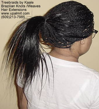 Microbraids, also spelled Micro Braids, Rt25.