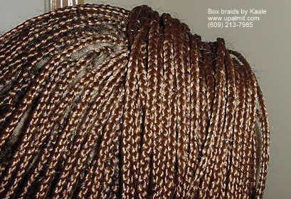 Box braids- children's box braids styles.