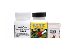 Bird Vitamins and Nutritional Supplements