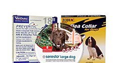 Flea and Tick Collars