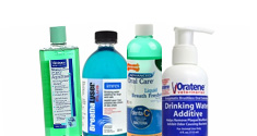 Dental Water Additives for Dogs and Cats