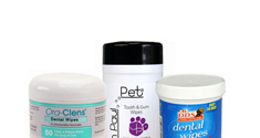 Dental Wipes for Pets