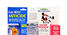 Ear Mite Control Products on Sale