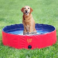 Frontpet Foldable Pet Pool/Bathing Tub