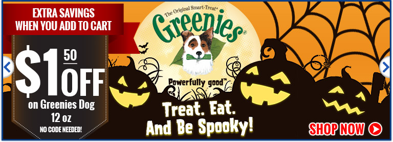 Greenies Promo