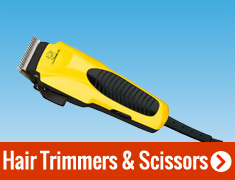 Hair Trimmers & Scissors