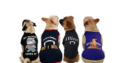 Halloween Tees for Pets