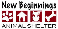 New Beginnings Animal Shelter Logo