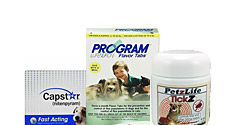 Oral Flea and Tick Treatments & Supplements