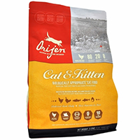 Orijen Dry Cat & Kitten Food