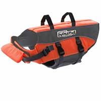 Outward Hound Pet Saver Life Jacket Orange