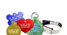 Pet ID Tags & Lights