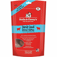 Stella & Chewy's Freeze-Dried Raw Lamb Dinner for Dogs