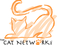 The Cat Network Logo