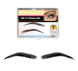 MEN's EYEBROW WIG