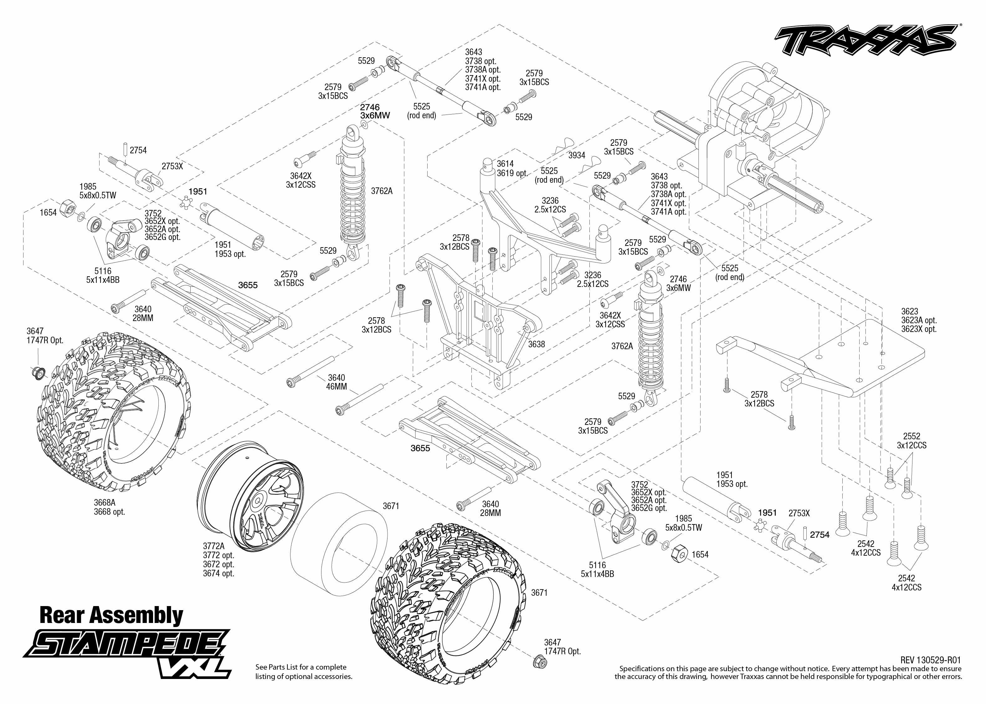 blog archives traxxas slash 2wd parts list traxxas slash vxl 2wd parts manual