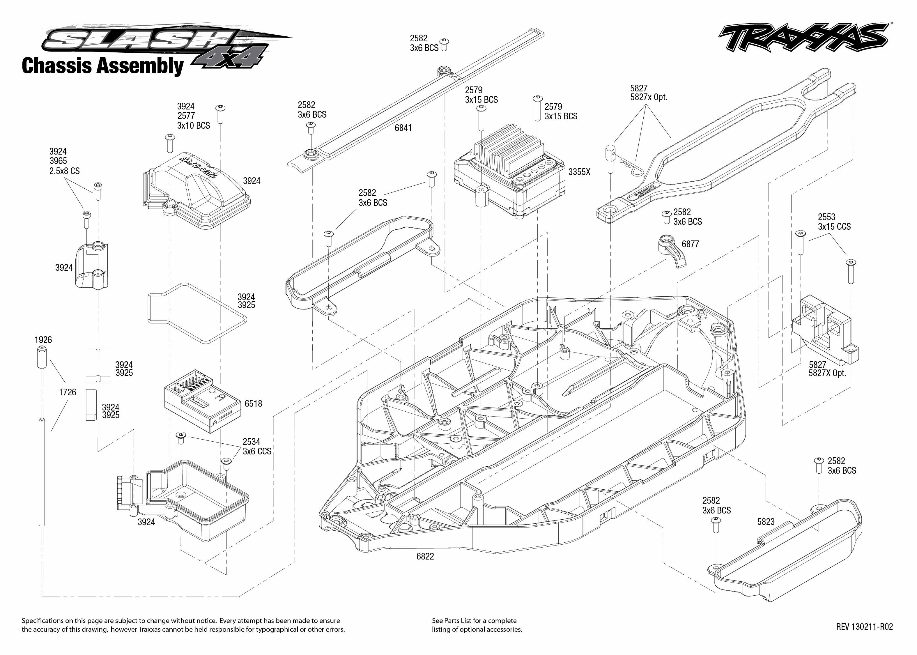 TRAXXAS T MAXX 3 3 49 7 MANUAL Pdf Download