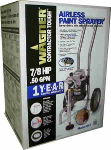 847 Airless Paint Srayer