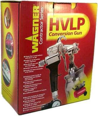 Wagner HVLP Conversion Gun