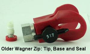 Wagner Zip Tip Base
