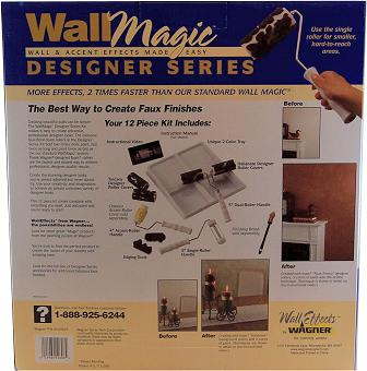 WallMagic Box Back