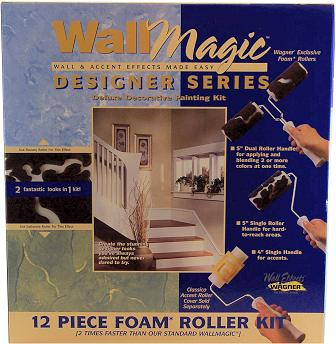Wagner Wall Magic Front