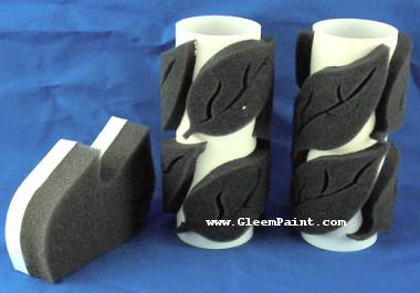 Wall Magic Tuscany Roller covers