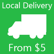Local Delivery Starting at 5 Dollars