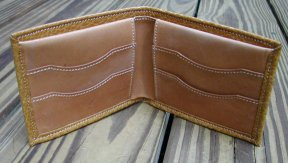 Horsehide Leather Wallet