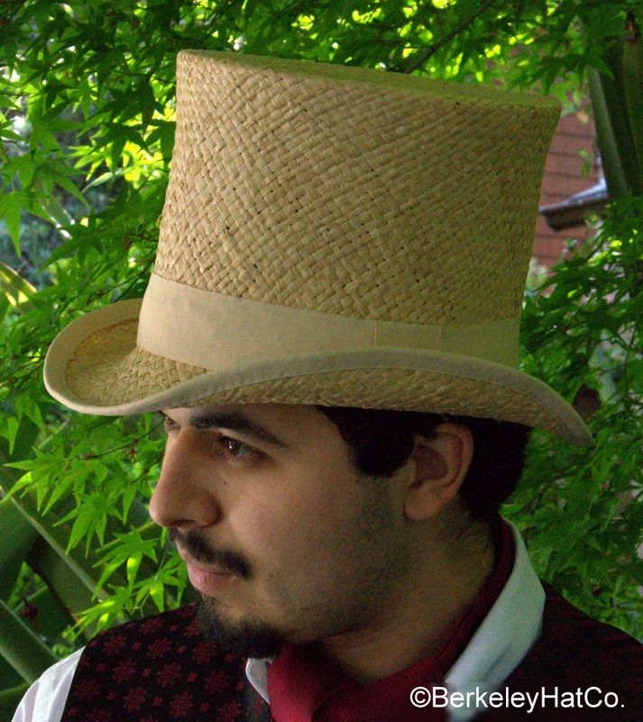 new burning raffia tophat cool steunk shapable