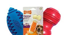 Dental Chew Toys for dogs