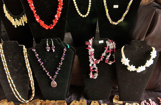 Hawaiian Island Treasures Necklaces