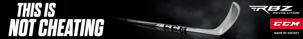 This is Not Cheating. The New CCM RBZ Revolution is Here!