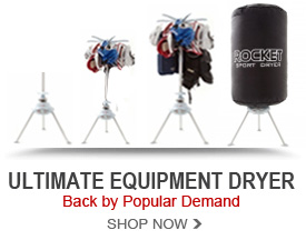 Top Gift Item! Rocket Sports Equipment Dryer - Only $139.99!