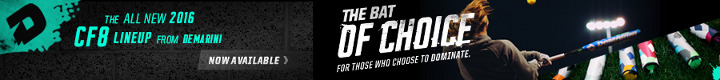Demarini CF8 Fastpitch Now Available