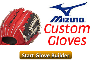 Mizuno Custom Glove Builder