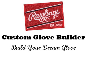 Rawlings Custom Glove Builder