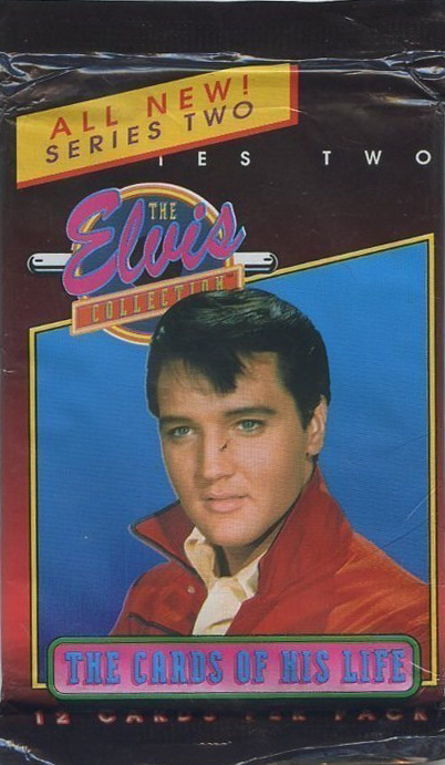 Inmintcom Elvis Presley The Collection Series Two The Cards Of