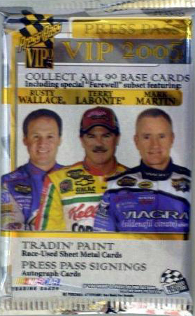National Association  Stock  Auto Racing Sheet on Edition    Nascar National Association For Stock Car Auto Racing Cards