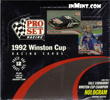 Association Auto  National Racing Stock Store  on Packs    Nascar National Association For Stock Car Auto Racing Cards