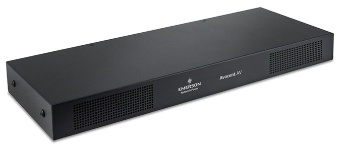 Avocent AV2216 DVI CAT5 KVM Switch