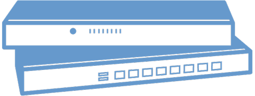 Desktop KVM Switch Icon