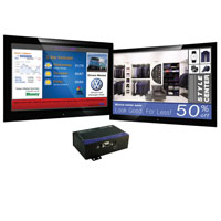Digital Signage Media Players, Multivievers, AV Switches, etc. Category