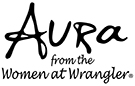 Aura from the Women at Wrangler Instantly Slimming Stretch Jeans - Tinted Mid-Stone