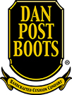 Dan Post Womens Blue Bird Boots - Chocolate